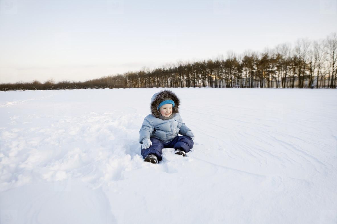 Winter Scenes #17