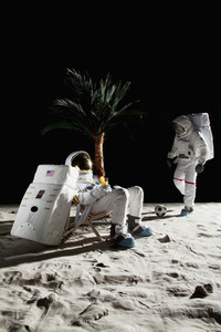 Moon Men 61
