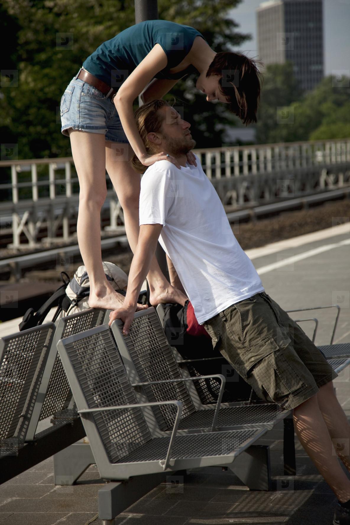 Backpacker Love  08