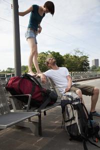 Backpacker Love  19