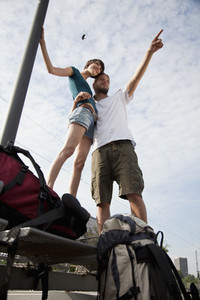 Backpacker Love  22