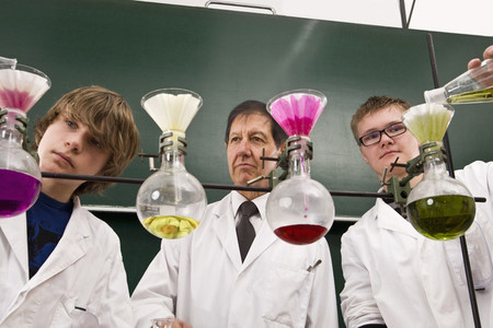 Chemistry Class  01