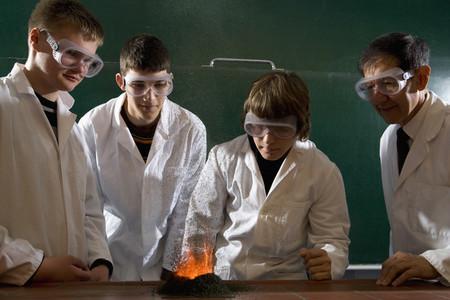 Chemistry Class  04