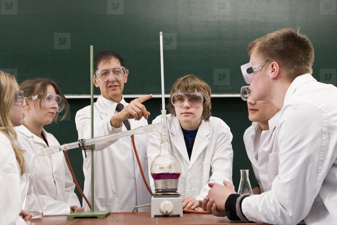 Chemistry Class  13