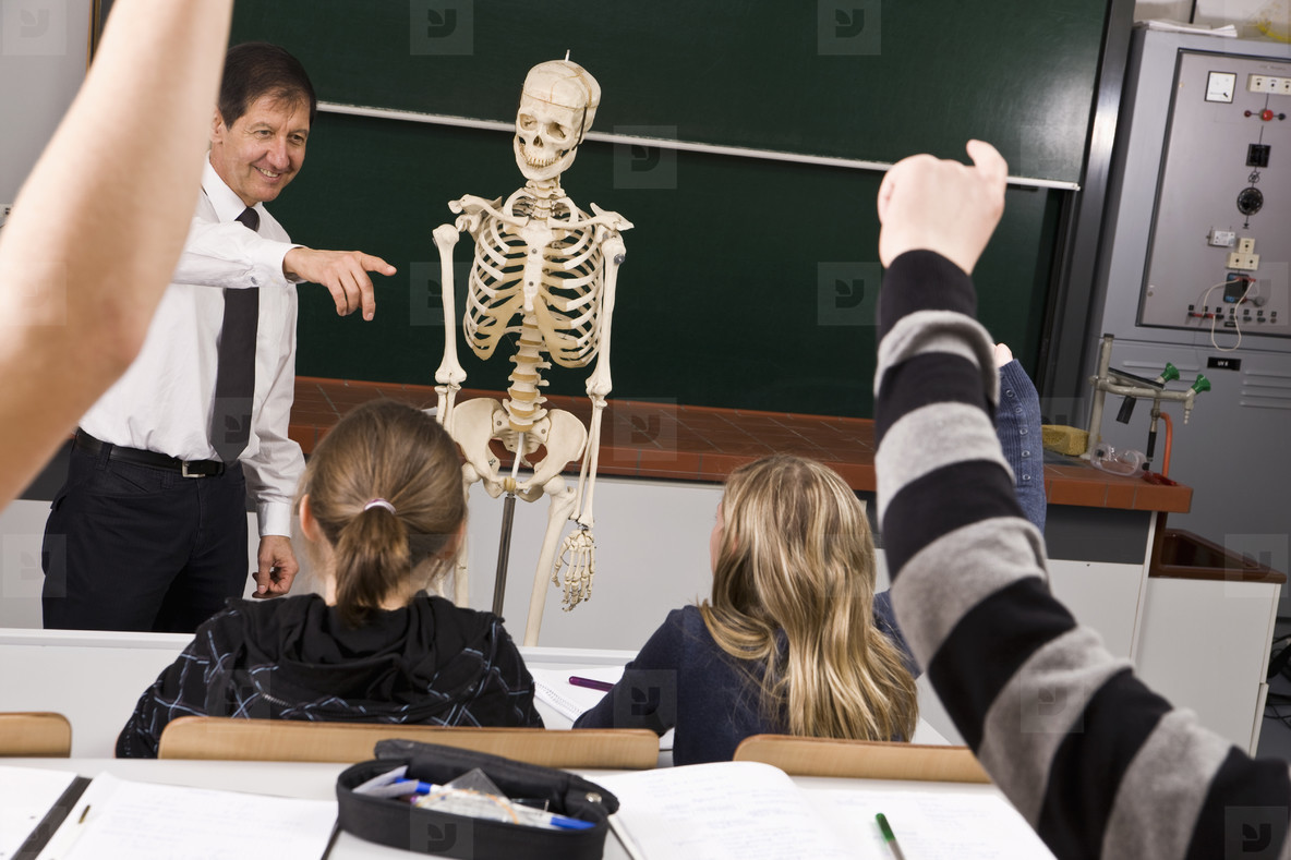 Chemistry Class  38