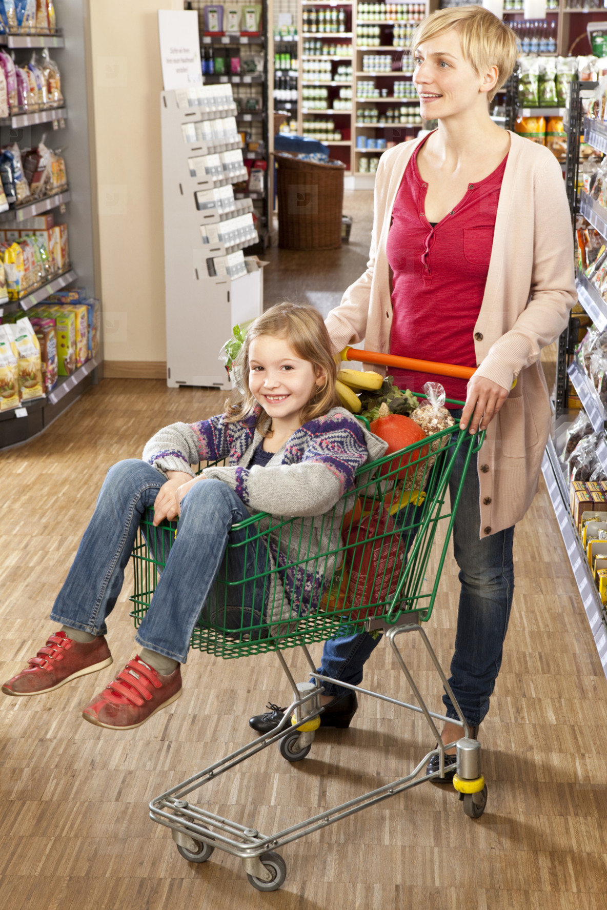 Grocery Shopping  58
