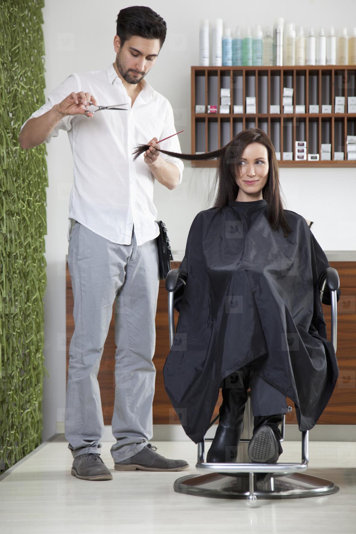 The Hair Salon  01