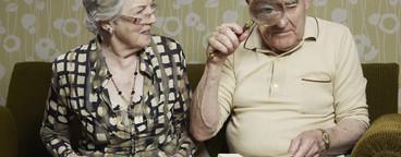 Life of a Senior Couple  02