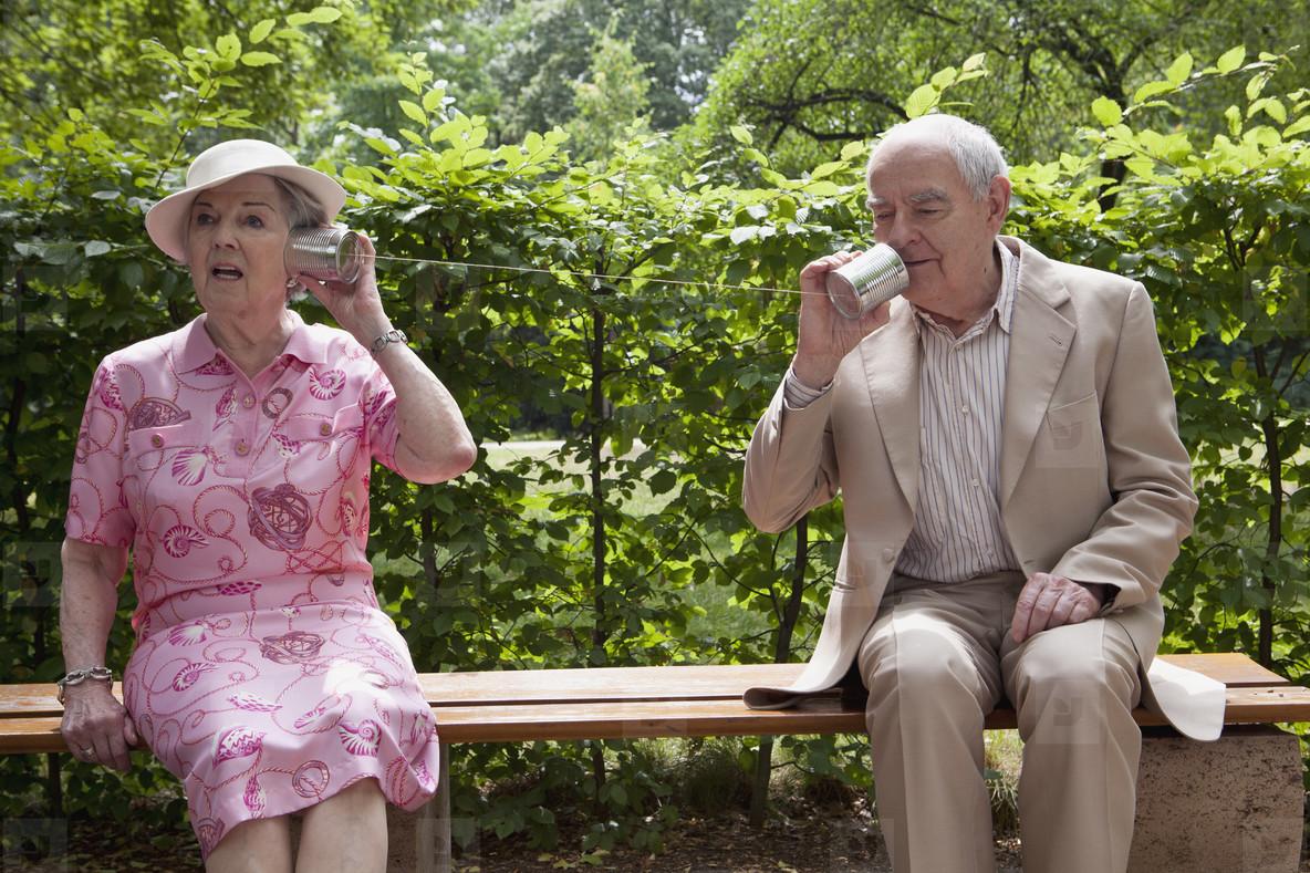 Life of a Senior Couple  06
