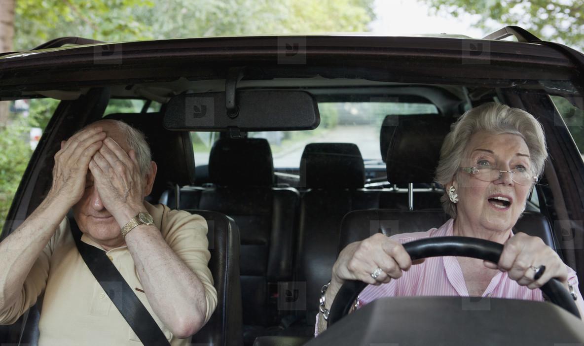 Life of a Senior Couple  08