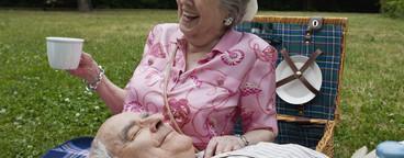 Life of a Senior Couple  09