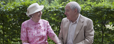 Life of a Senior Couple  10