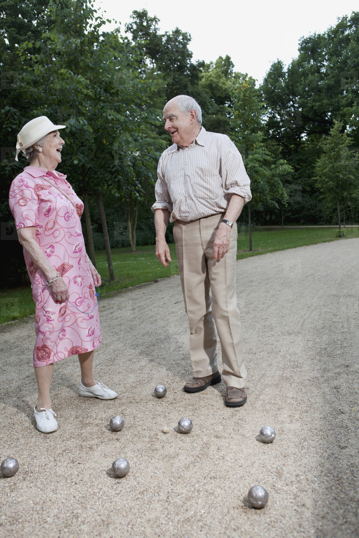 Life of a Senior Couple  13