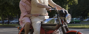 Life of a Senior Couple  22