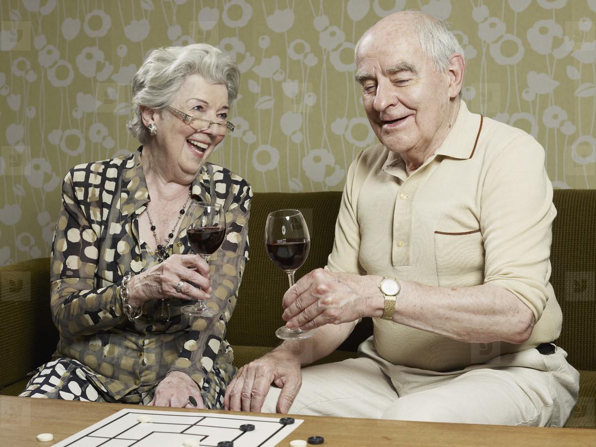 Life of a Senior Couple  23