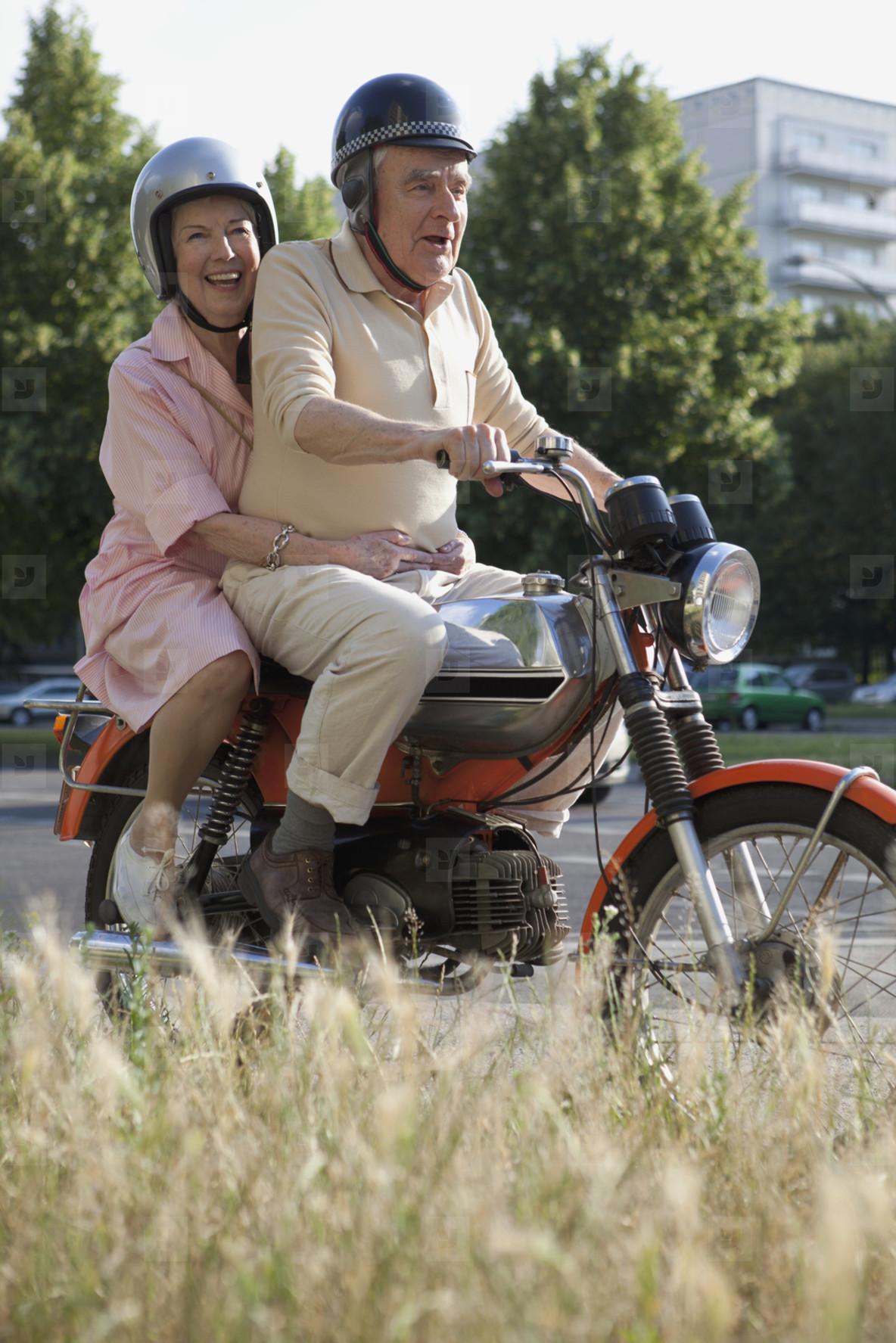 Life of a Senior Couple  24