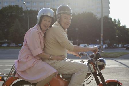 Life of a Senior Couple 28