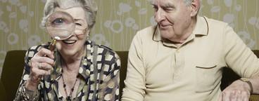 Life of a Senior Couple  31