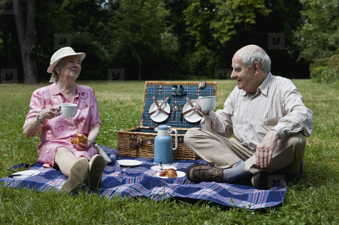 Life of a Senior Couple  34