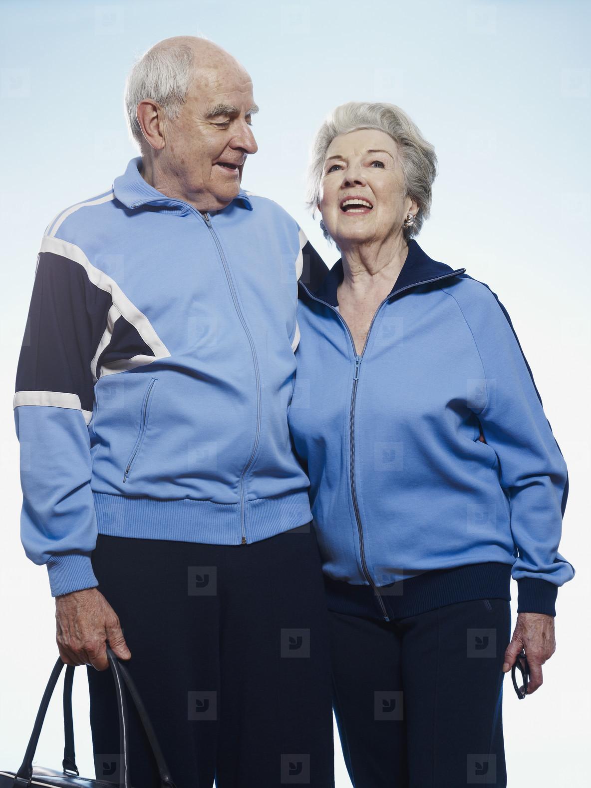 Life of a Senior Couple  35