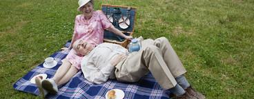 Life of a Senior Couple  41