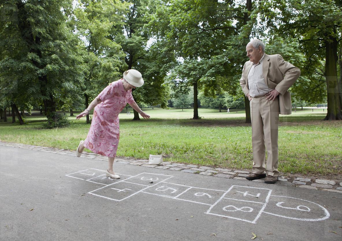 Life of a Senior Couple  42
