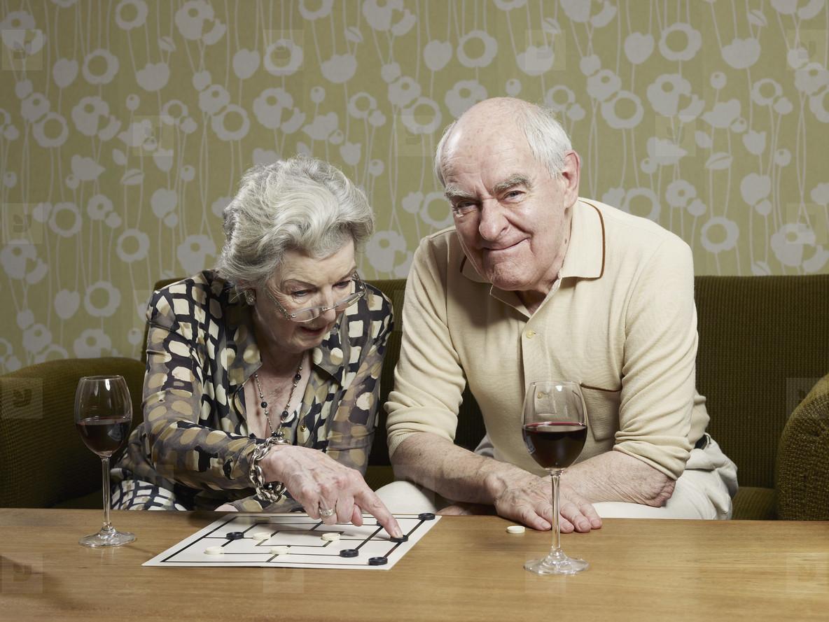 Life of a Senior Couple  51