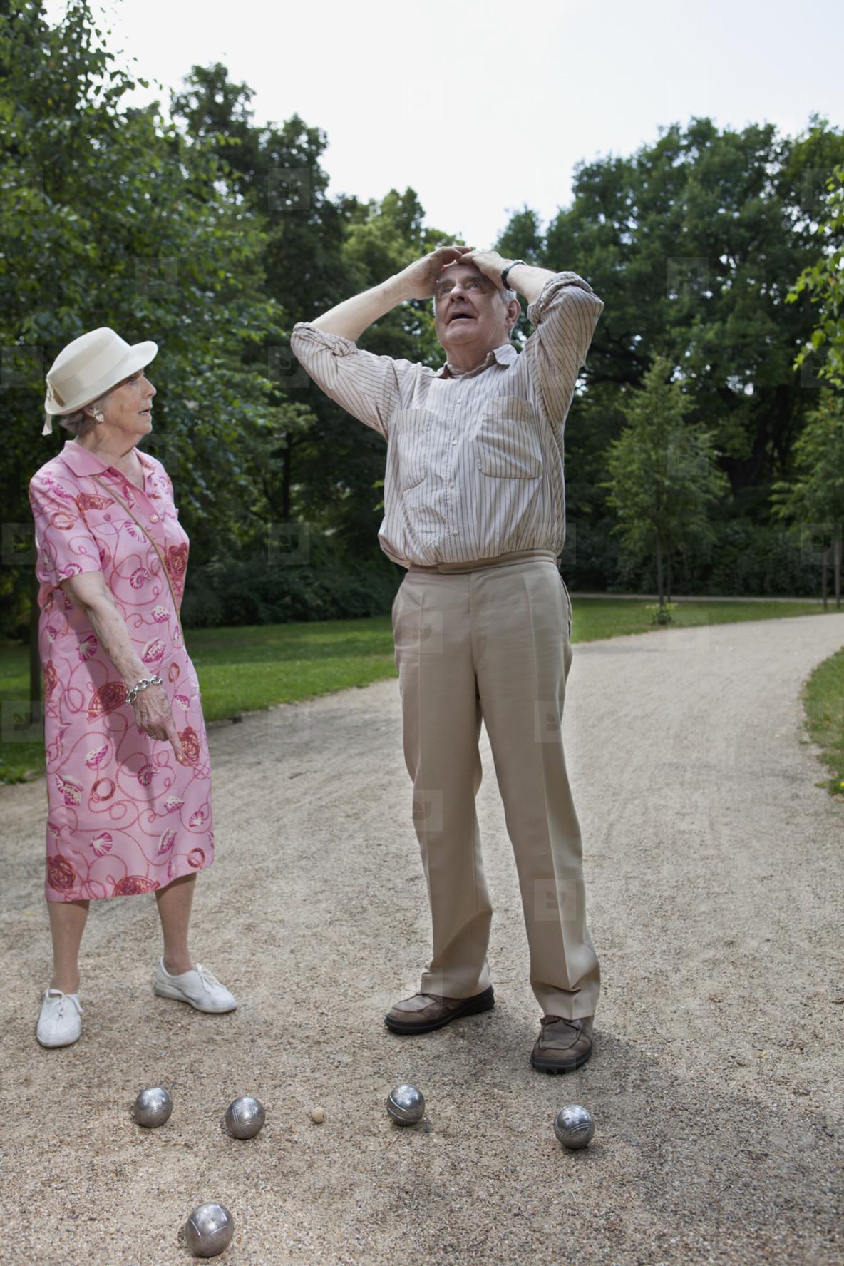 Life of a Senior Couple  60