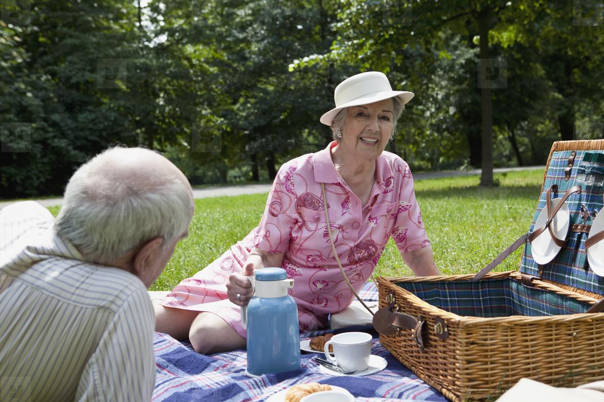 Life of a Senior Couple  65