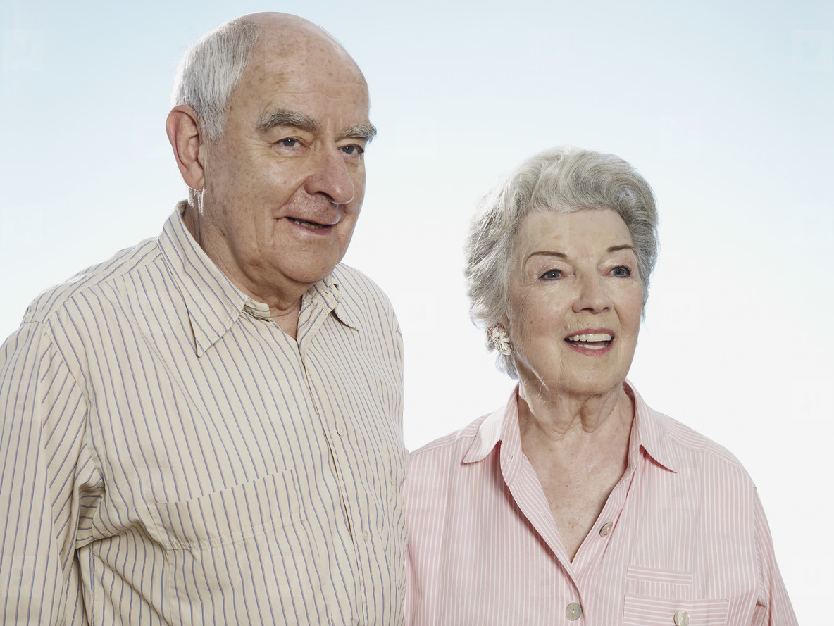 Life of a Senior Couple  70