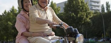 Life of a Senior Couple  82