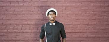 Hip Black Men  01