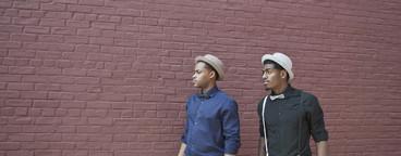 Hip Black Men  08
