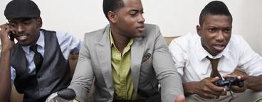 Hip Black Men  11