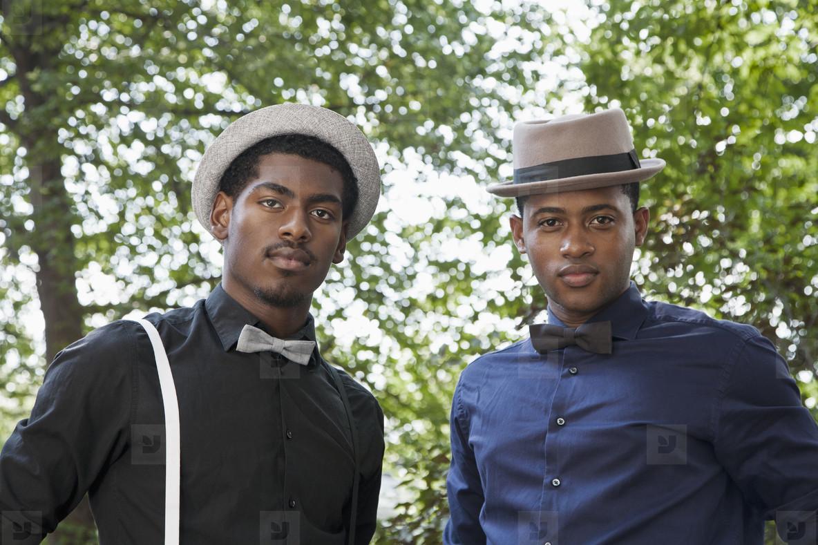 Hip Black Men  13