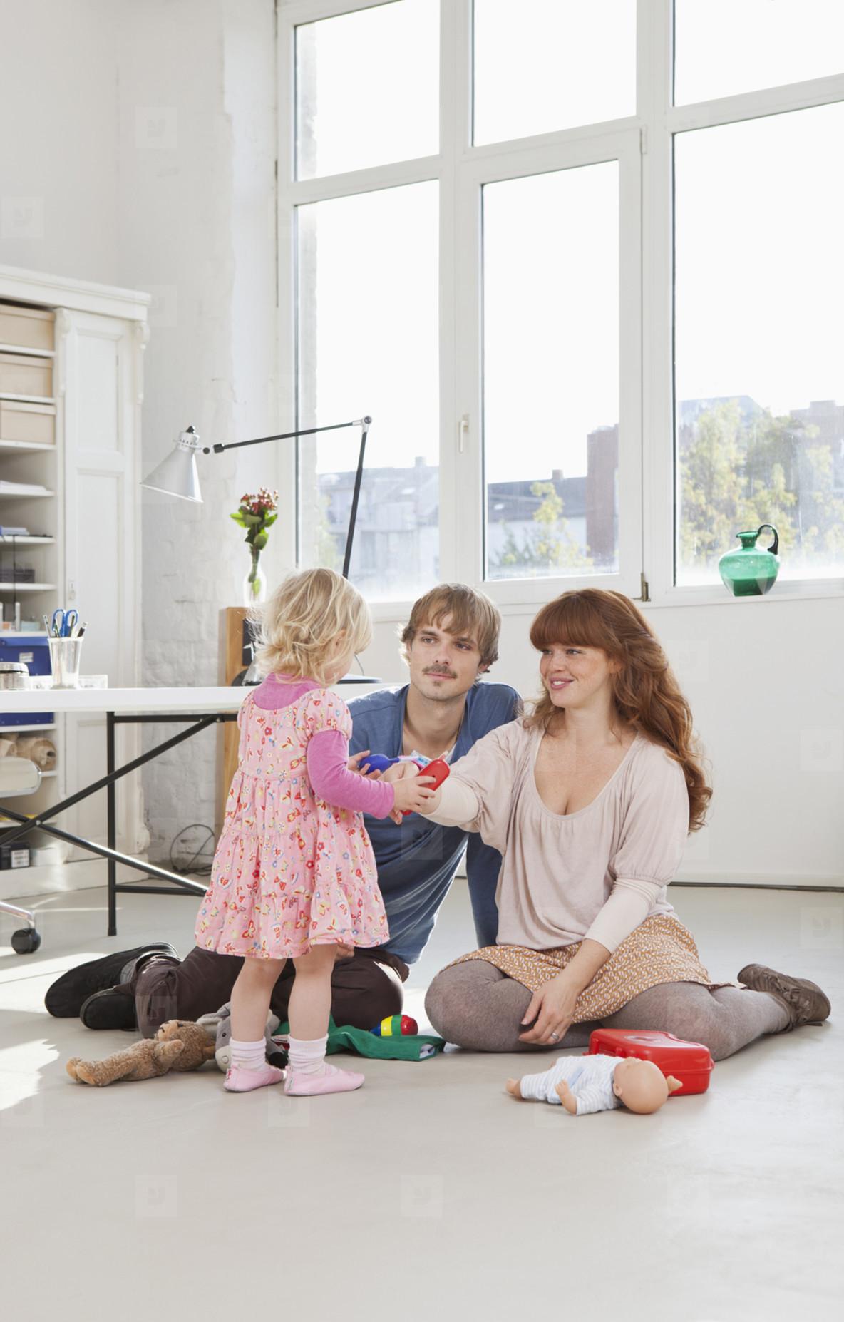 Open Plan Family  56