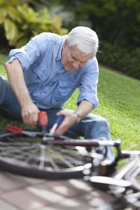 Active Older Men 23