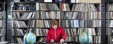Record Store Review  01