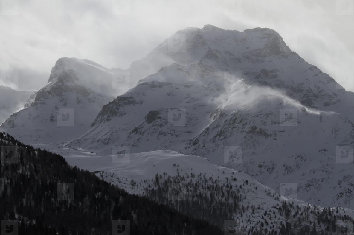 Snowy Mountain Trails  01