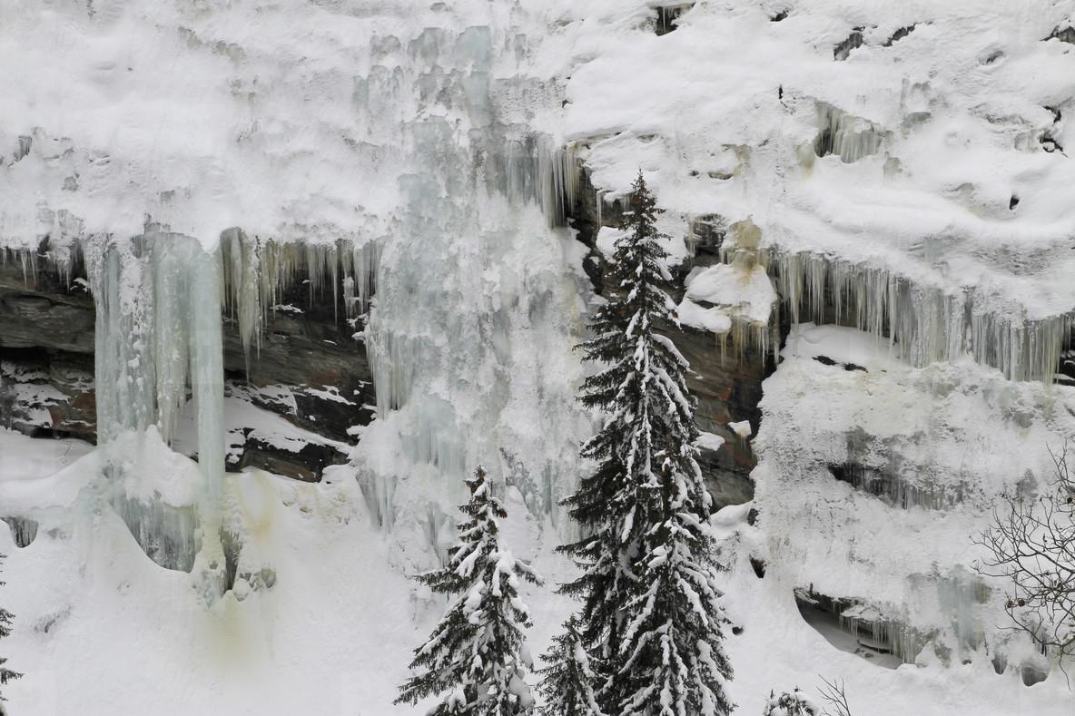 Snowy Mountain Trails  10
