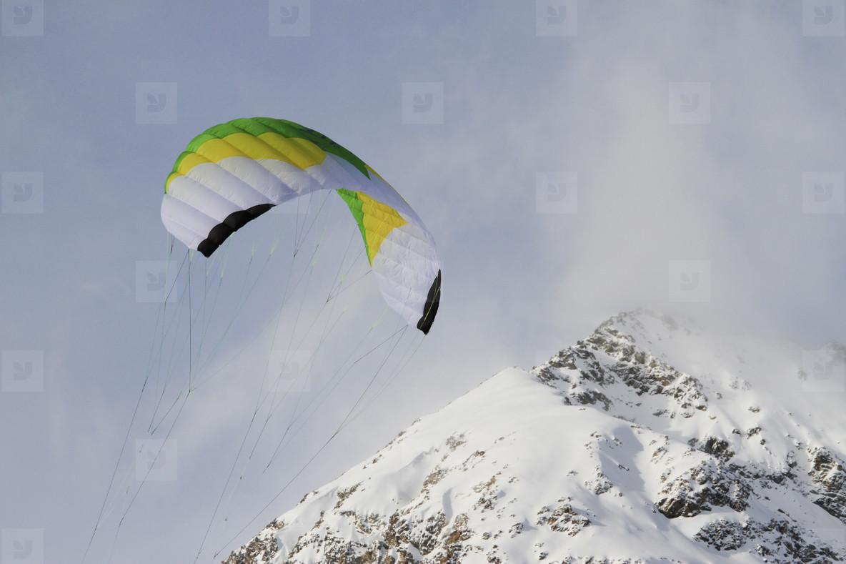 Snowy Mountain Trails  12