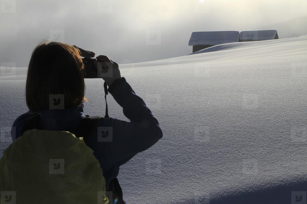 Snowy Mountain Trails  29