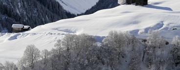 Snowy Mountain Trails  40