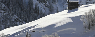 Snowy Mountain Trails  45
