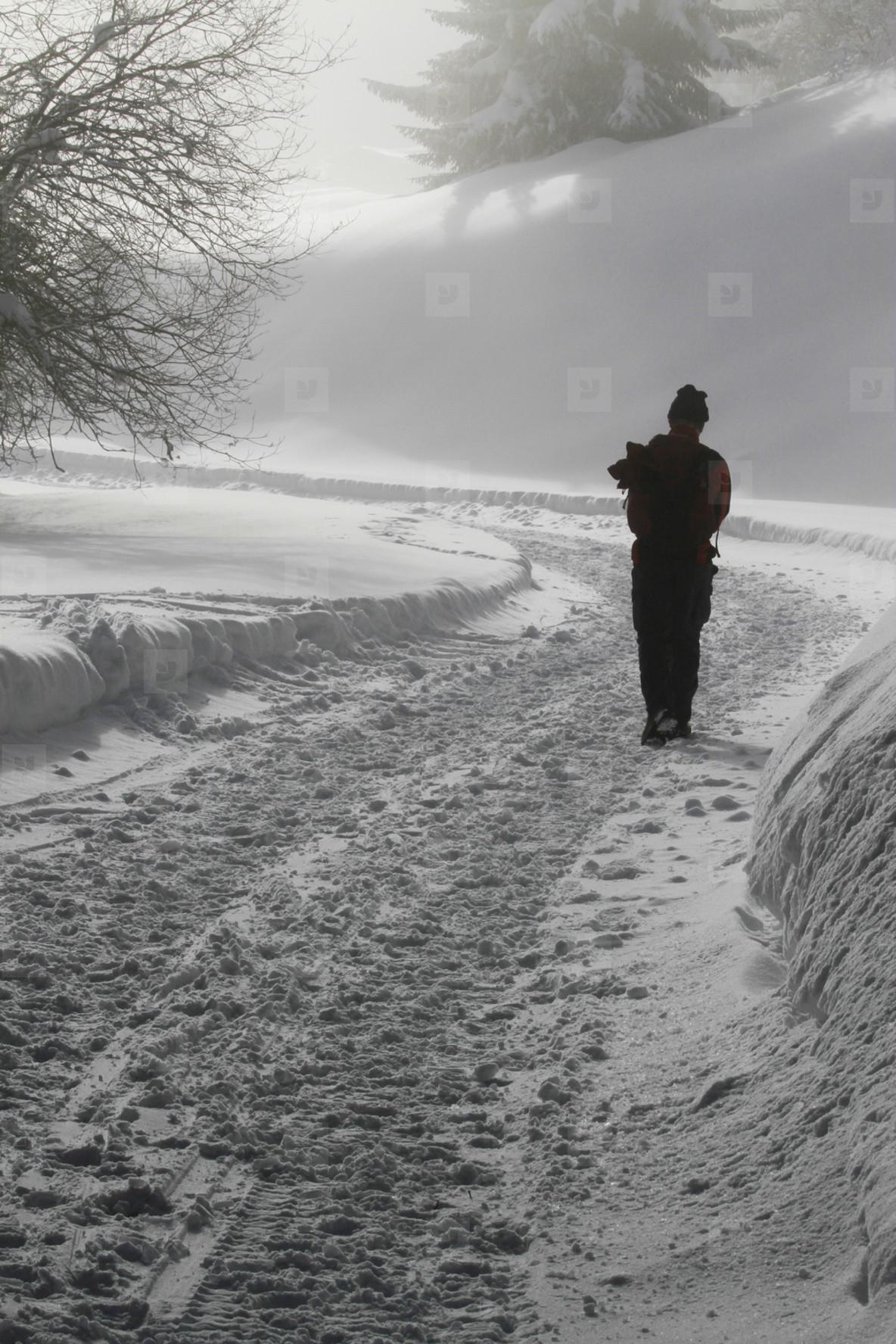 Snowy Mountain Trails  57