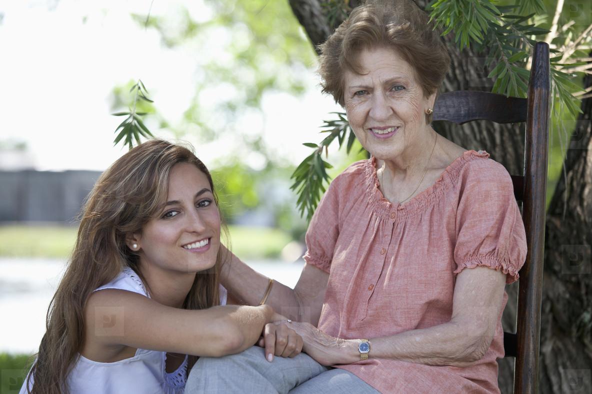 Retired Granny  11