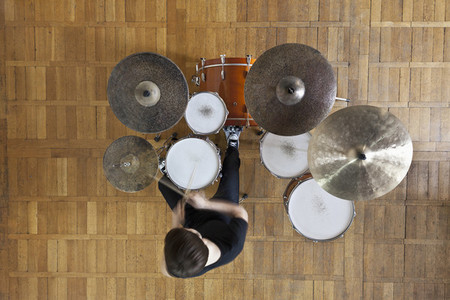 Drums from Above 11