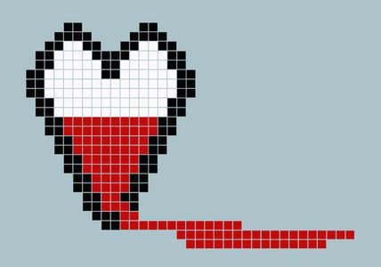 Pixel Love 03