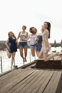 Girls Having Fun  01