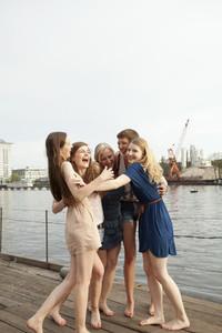 Girls Having Fun  06
